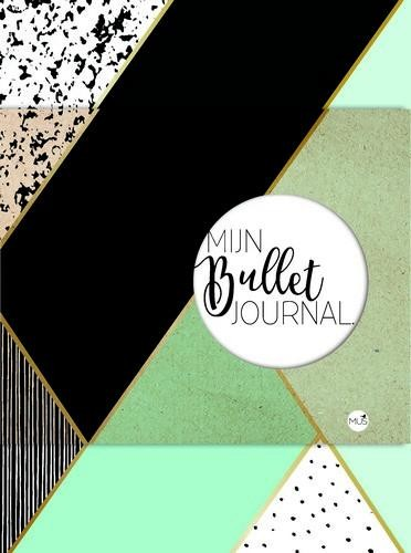 BBNC - Mijn bullet journal - mint & goud - tnl
