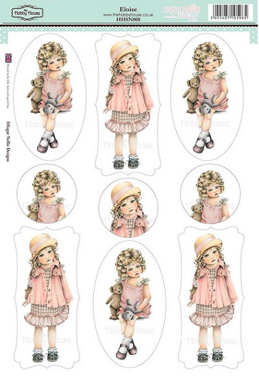 Stansvel The Hobby House - Sugar Nellie - Eloise