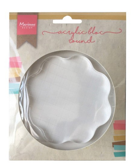 Marianne Design - Acrylic stamp bloc (small)