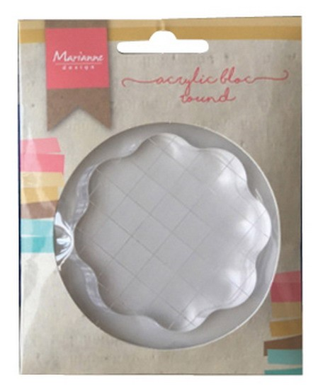 Marianne Design - Acrylic stamp bloc (large)