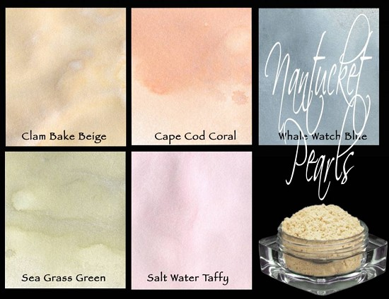 Lindy`s Stamp Gang - STARBURST Magicals - Nantucket Pearls
