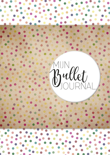 BBNC - Mijn Bullet Journal - Stip