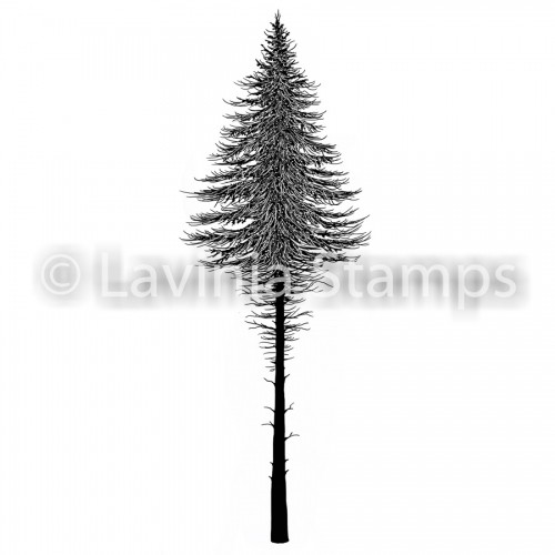 Lavinia Stamps - Fairy Fir Tree 2