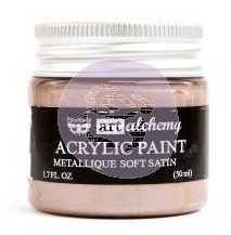 Finnabair Art Alchemy - Acrylic Paint - Metallique - Soft Satin