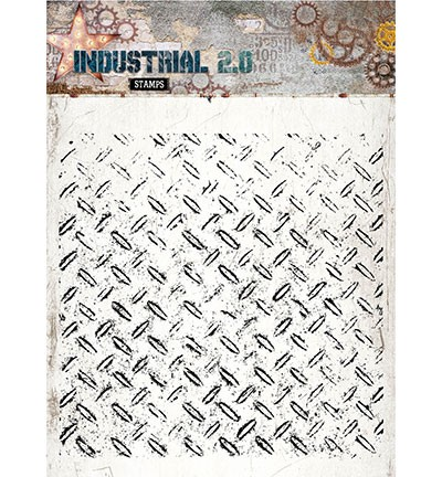 Studio Light - Industrial 2.0 - Clearstamp STAMP251