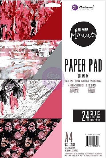 Paperpad Prima Marketing - A4 - My Prima Planner - Dream On