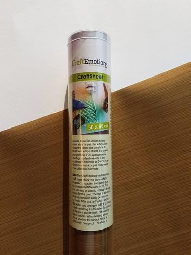 CraftEmotions - Adhesive Craftsheet 50x80cm
