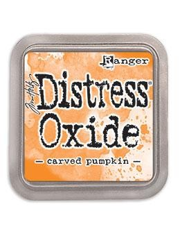 Distress Oxides Ink Pad - Carved Pumpkin