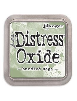 Distress Oxides Ink Pad - Bundled Sage