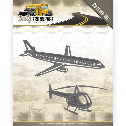 Stansmal Amy Design - Daily Transport - Through the Air