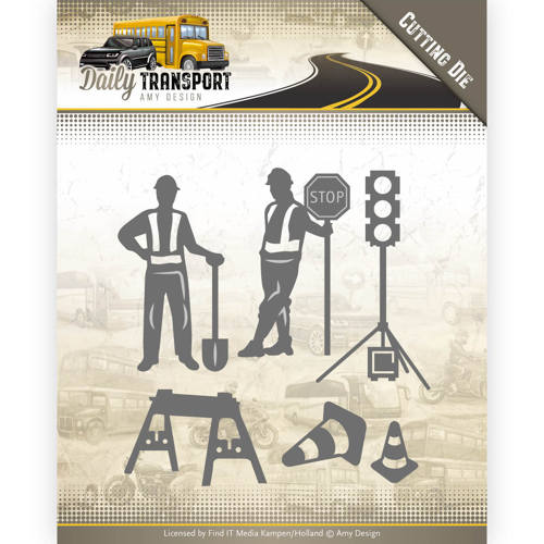 Stansmal Amy Design - Daily Transport - Road Construction