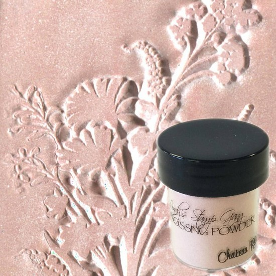 Lindys Stamp Gang - Embossing Powder - Chateau Rose