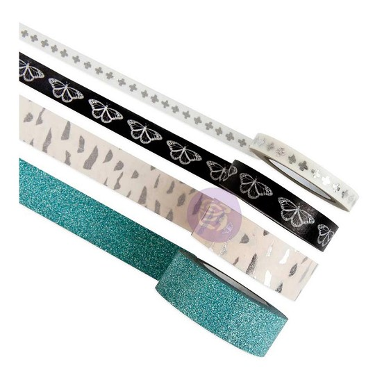 Washi Tape - Prima Marketing - Zella Teal