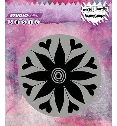 Studio Light - Mixed Media Foamstamps - FOAMSL11