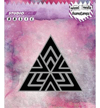 Studio Light - Mixed Media Foamstamps - FOAMSL10