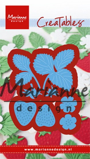 Marianne Design - Creatables - Petra`s strawberries