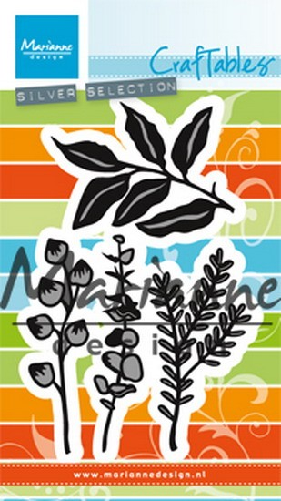 Marianne Design - Craftables - Herbes & Leaves