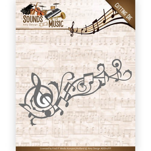 Stansmal - Amy Design - Sounds of Music - Music Swirl