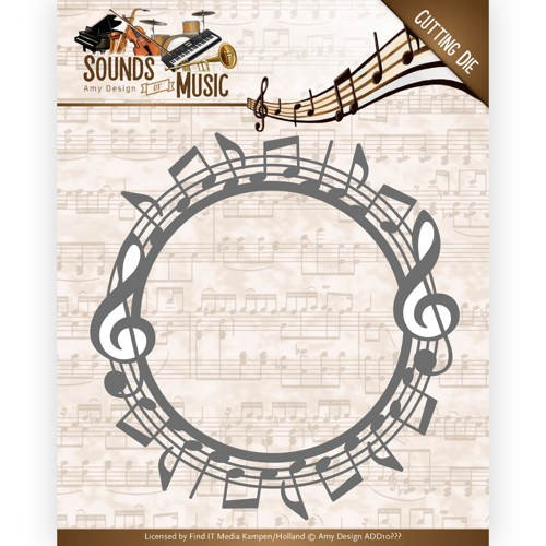 Stansmal - Amy Design - Sounds of Music - Music Border