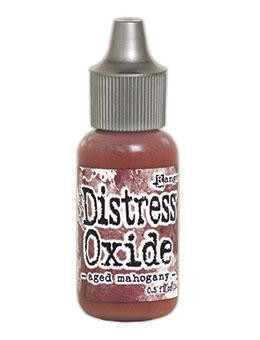 Distress Oxides Ink Refills - Aged Mahogany