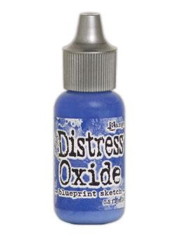Distress Oxides Ink Refills - Blueprint Sketch