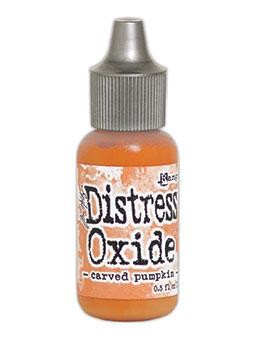 Distress Oxides Ink Refills - Carved Pumpkin