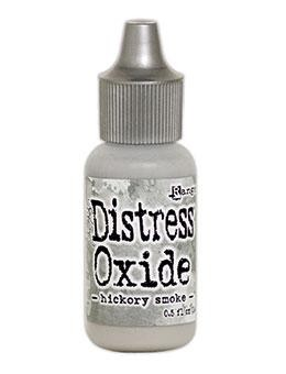 Distress Oxides Ink Refills - Hickory Smoke