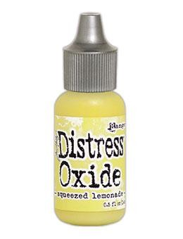 Distress Oxides Ink Refills - Squeezed Lemonade