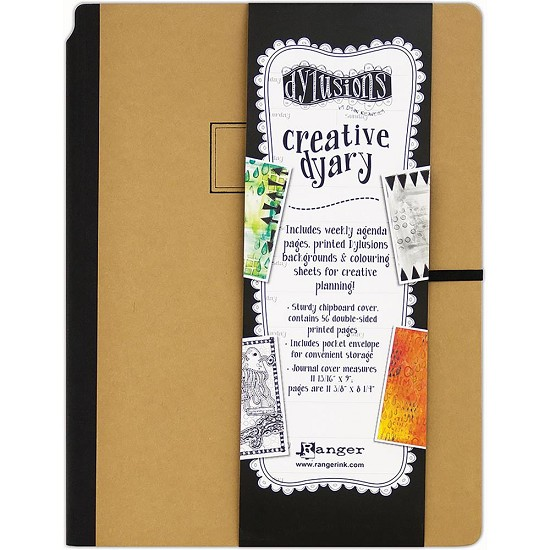 Dyan Reaveley`s - Dylusions Creative Dyary - Large