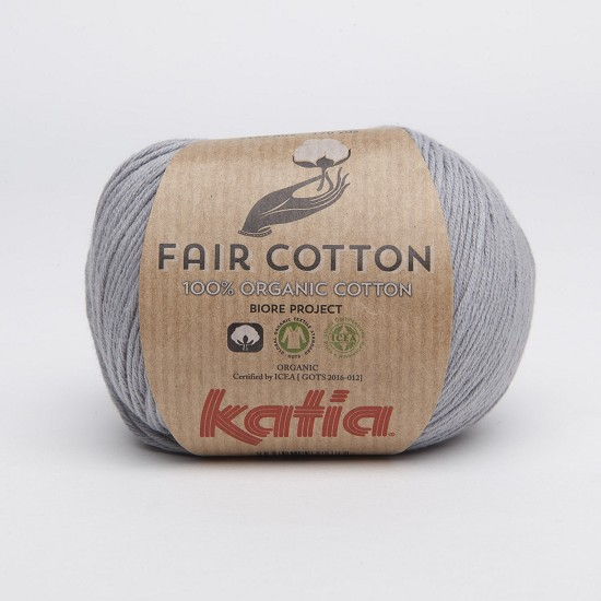 Breiwol Katia - Fair Cotton - Kleur 26
