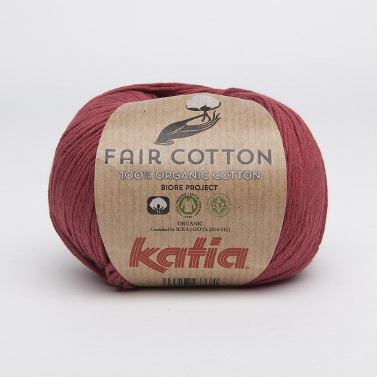 Breiwol Katia - Fair Cotton - Kleur 27