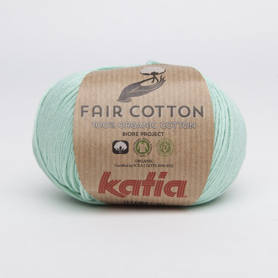 Breiwol Katia - Fair Cotton - Kleur 29