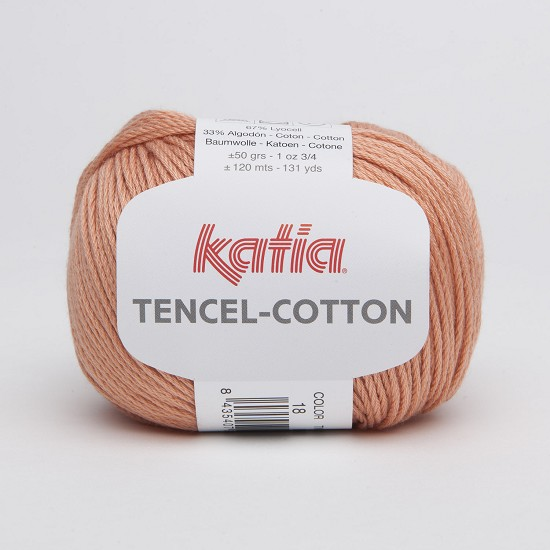 Katia - Tencel Cotton - Kleur 18