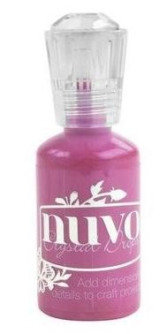 Nuvo - Crystal Drops - Moroccan Red
