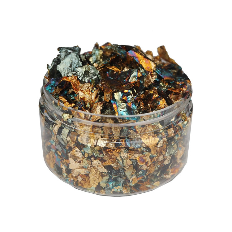 Cosmic Shimmer - Gilding Flakes - Summer Meadow