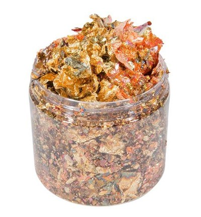 Cosmic Shimmer - Gilding Flakes - Autumn Leaves
