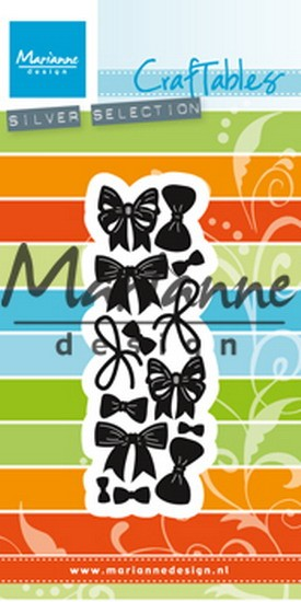 Marianne Design - Craftable - Punch Die: Bows
