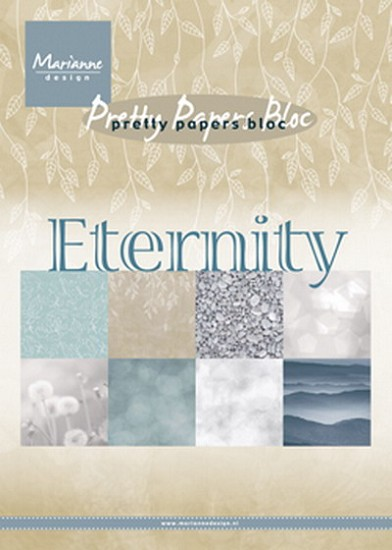 Marianne Design - Paperpad A5 - Eternity