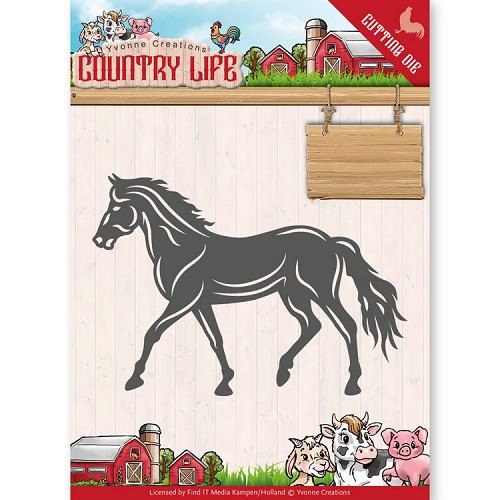 Stansmal - Yvonne Creations - Country Life Horse