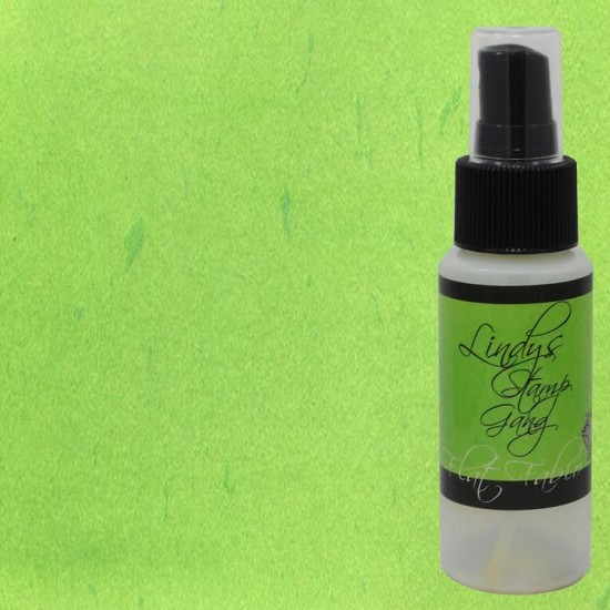 Lindys Stamp Gang - Flat Fabio Spray - Luscious Lime