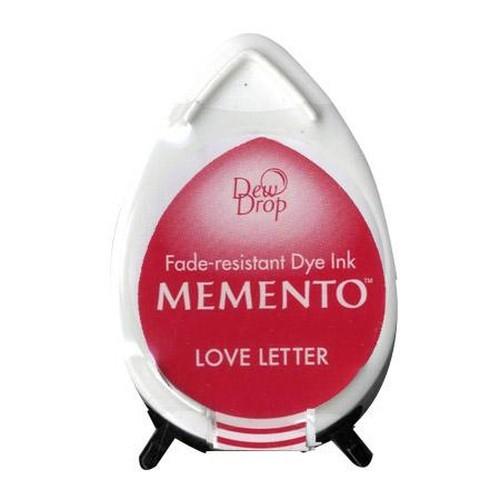 Stempelinkt - Memento - Dewdrop - Love Letters