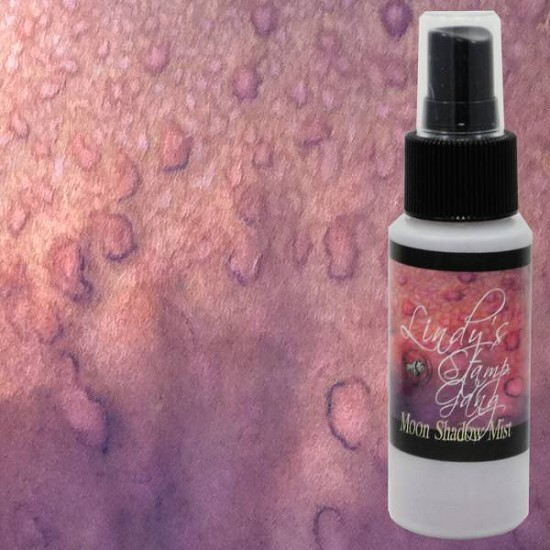 Lindy`s Stamp Gang - Moonshadow Mist Spray - Moonlit Mulberry