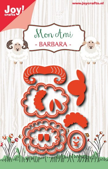 Noor! Design - Mon Ami - Sheep Barbara