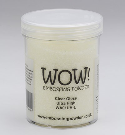 WOW Embossingpoeder - Clear Gloss Ultra High