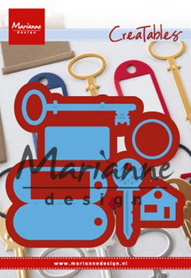 Marianne Design - Creatables - Key Ring