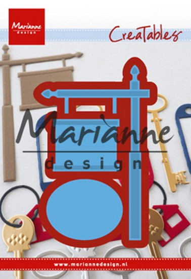 Marianne Design - Creatables - Sign Post