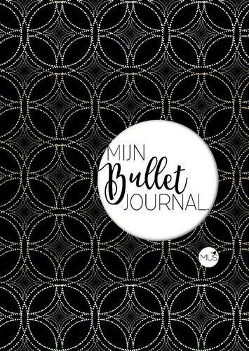 BBNC - Mijn Bullet Journal - POCKET - Zwart Goud
