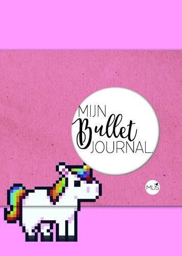 BBNC - Mijn Bullet Journal - POCKET - Eenhoorn