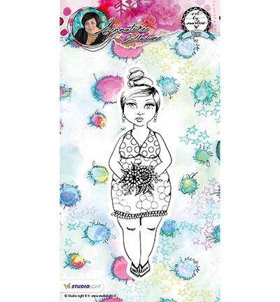 Studio Light - ART BY MARLENE - Cling Stamp Chubby Chicks 02