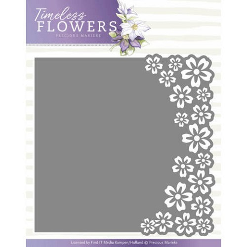 Stansmal Precious Marieke - Timeless Flowers - Buttercup Frame